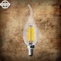 LightInBoxE14 Edison Candle Light Bulb Retro Tungsten Chandelier Lighting  220V 3W 4W 8W 12W LED Filament Chip