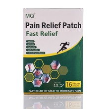 16 Pieces/Box Arthritis Back Pain Relief Patch Fast Relief P