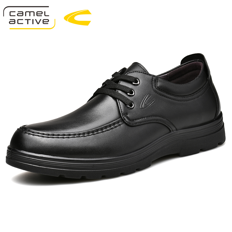 Camel Active New Men Handmade Loafers Shoes Fashion Genuine Leather Gentleman Luxury Stress Party Shoes Men Casual Shoes недорго, оригинальная цена