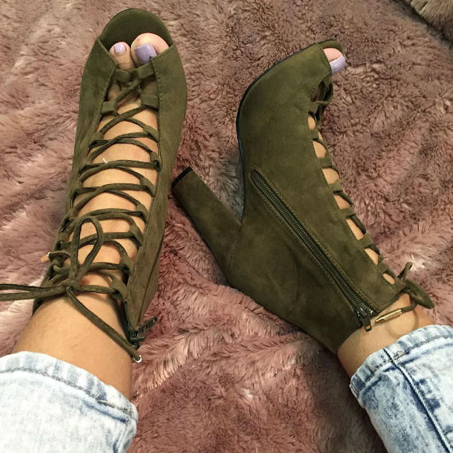 1aaea736748c Newly arrival women boots ankle boots lace-up closure type