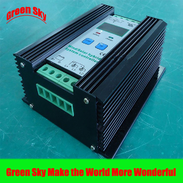 Green Sky Technology Supply Intelligent LCD Display 24V 800W mppt charge hybrid charge controller подушка vefer gu 24 sky с выемкой под плечо
