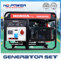 japan made high performance 10kw 12.5kva electric gasoline generator