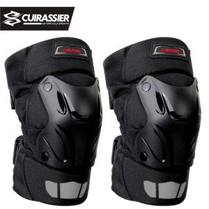 Image 1 - Motorcycle Knee Pads Guards Cuirassier Elbow Racing Off Road Protective Kneepad Motocross Brace Protector Motorbike Protection