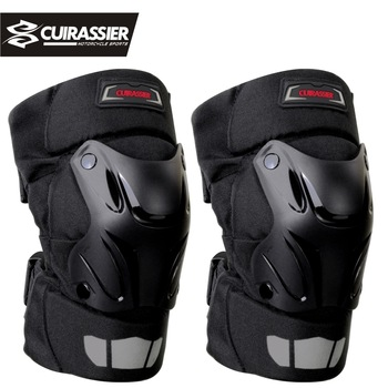 цена на Motorcycle Knee Pads Guards Cuirassier Elbow Racing Off-Road Protective Kneepad Motocross Brace Protector Motorbike Protection