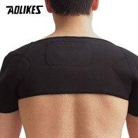AOLIKES 1 шт. самонагревающийся турмалиновый наплечник Магнитная терапия лечебный Массажер для плеч