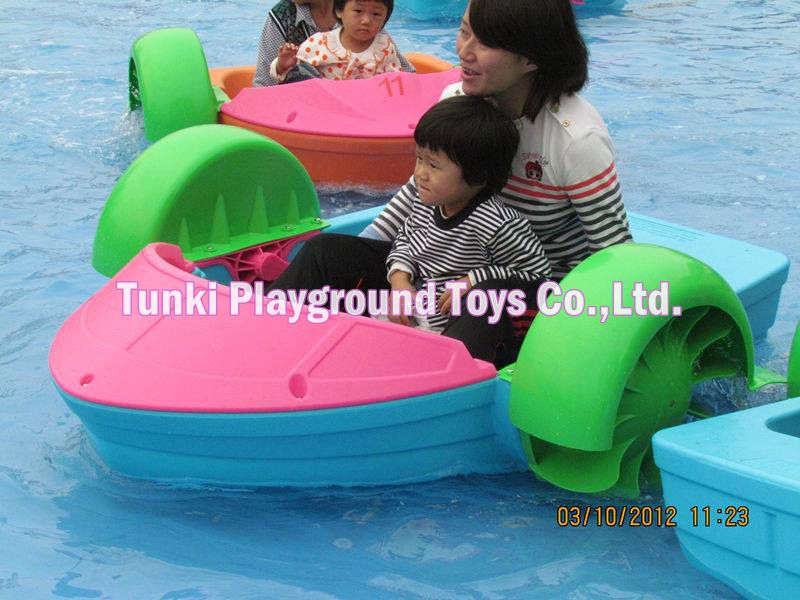 Factory price water kids pedal paddle boat , exciting swan pedal boat,fast pedal boat boat