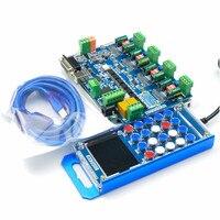 New style USBMACH3 4 placa de desenvolvimento de acionamento do eixo para a máquina cnc 3040|Roteadores de madeira| |  -