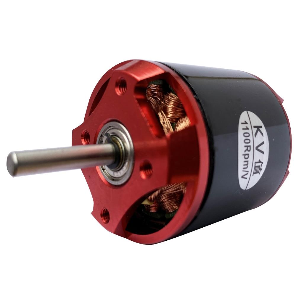 1pc 3542 Swiss Motor Brushless Outrunner Motor Strong Power Supply 1100KV High Torque High Power High Speed Brushless Motor