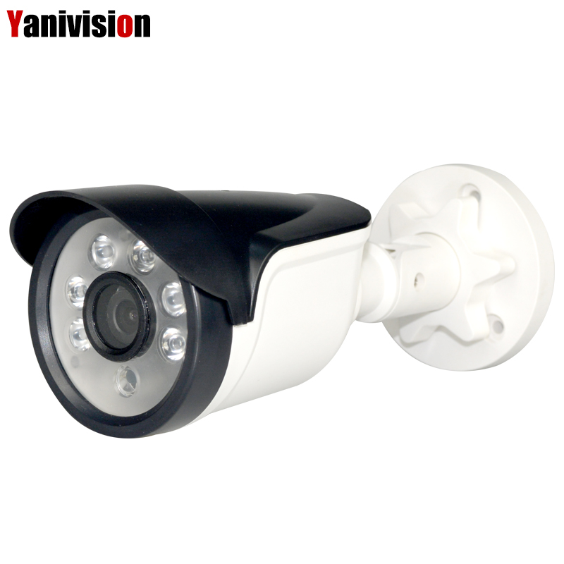 H.265/H.264 2MP Security IP Camera Outdoor CCTV Full HD 1080P 2.0 Megapixel 5MP 4MP Bullet Camera 3.6mm Lens IR Cut Filter ONVIF h 265 h 264 5mp ip camera poe network ir mini dome ip camera full hd 5mp 4mp 3mp 1080p cctv camera ip onvif