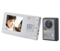4 Inch Wireless Intercom Video Door Phone Peephole Viewer