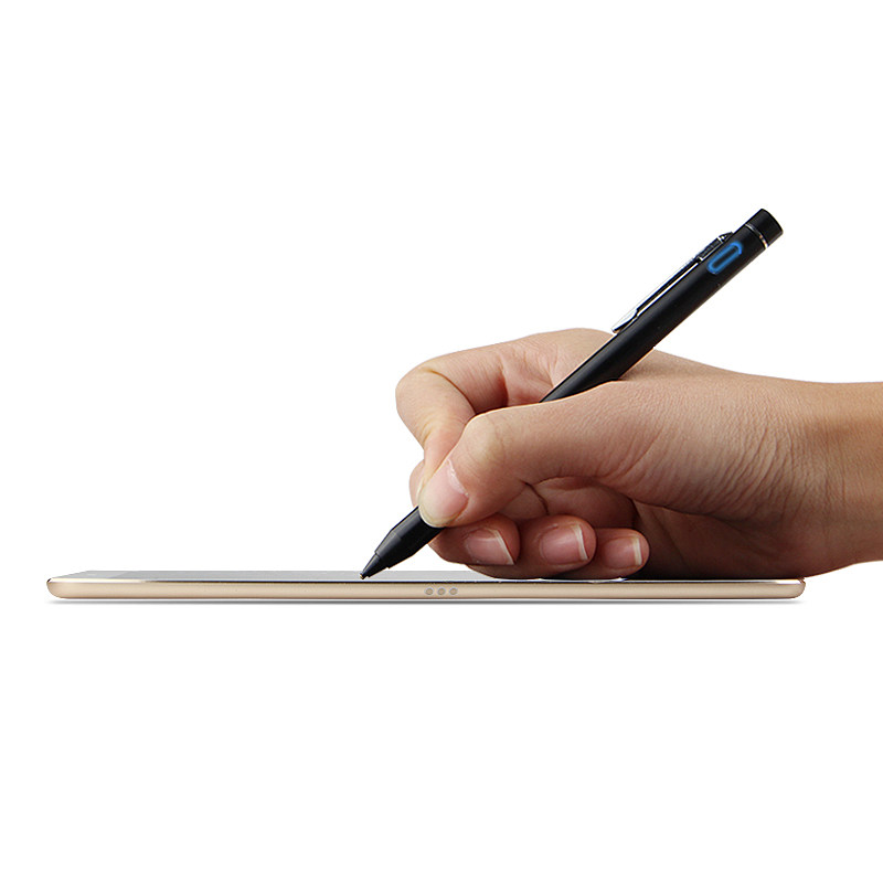 High-precision 1.35mm Active Pen Chargeable Capacitive Touch Capacitor Stylus IOS Android Microsoft Tablet PAD Touch Screen Pen