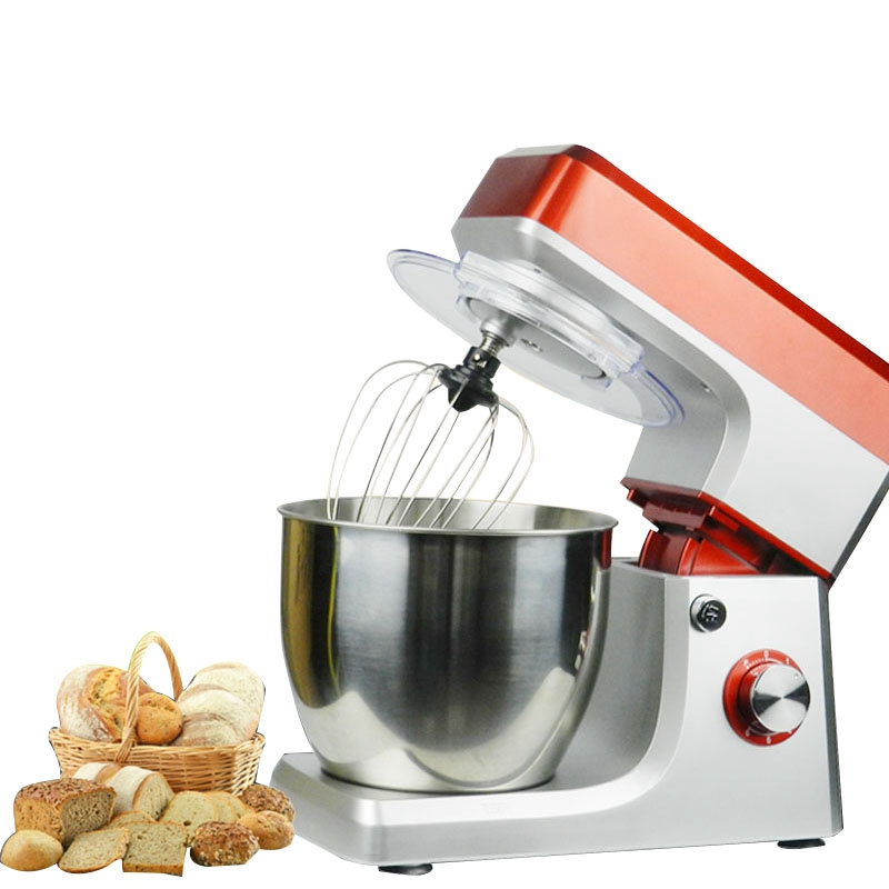 6 5 L Electric food mixer Automatic Eggs Beater Milkshake Cake Dough Maker Stand Mixers Chef