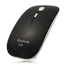 Portable Mini Wireless 3D Mouse Bluetooth Mouse 3 0 Optical Game Mouse 1600DPI Silent Click Gaming