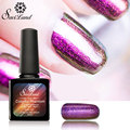 Saviland 1pcs 10ml 3D Colorful Phantom Chameleon Gel Manicure Nail Gel Polish UV Gel Color Changing Need UV Lamp