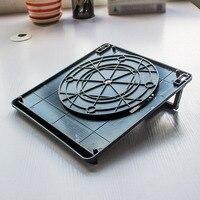 Laptop standı bilgisayar masası masa tepsİ soğutma tutucu ayarlanabİlİr 360 döner döner taban SGA998|Tablet Standları|   -