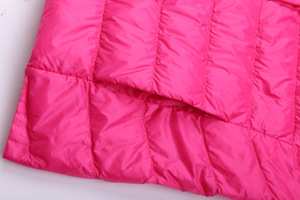 Image 5 - NewBang מותג למטה מעיל נשי קל במיוחד למטה מעיל נשים דק דק מעיל רוח ללא צווארון מעיל קל משקל חם מעיילי