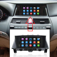 Upgraded Original Car multimedia Player Car GPS Navigation Suit to Honda Accord (2008 2012) Support WiFi Bluetooth