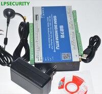 LPSECURITY ps4 temperature controller gsm gprs modbus rtu modem S272