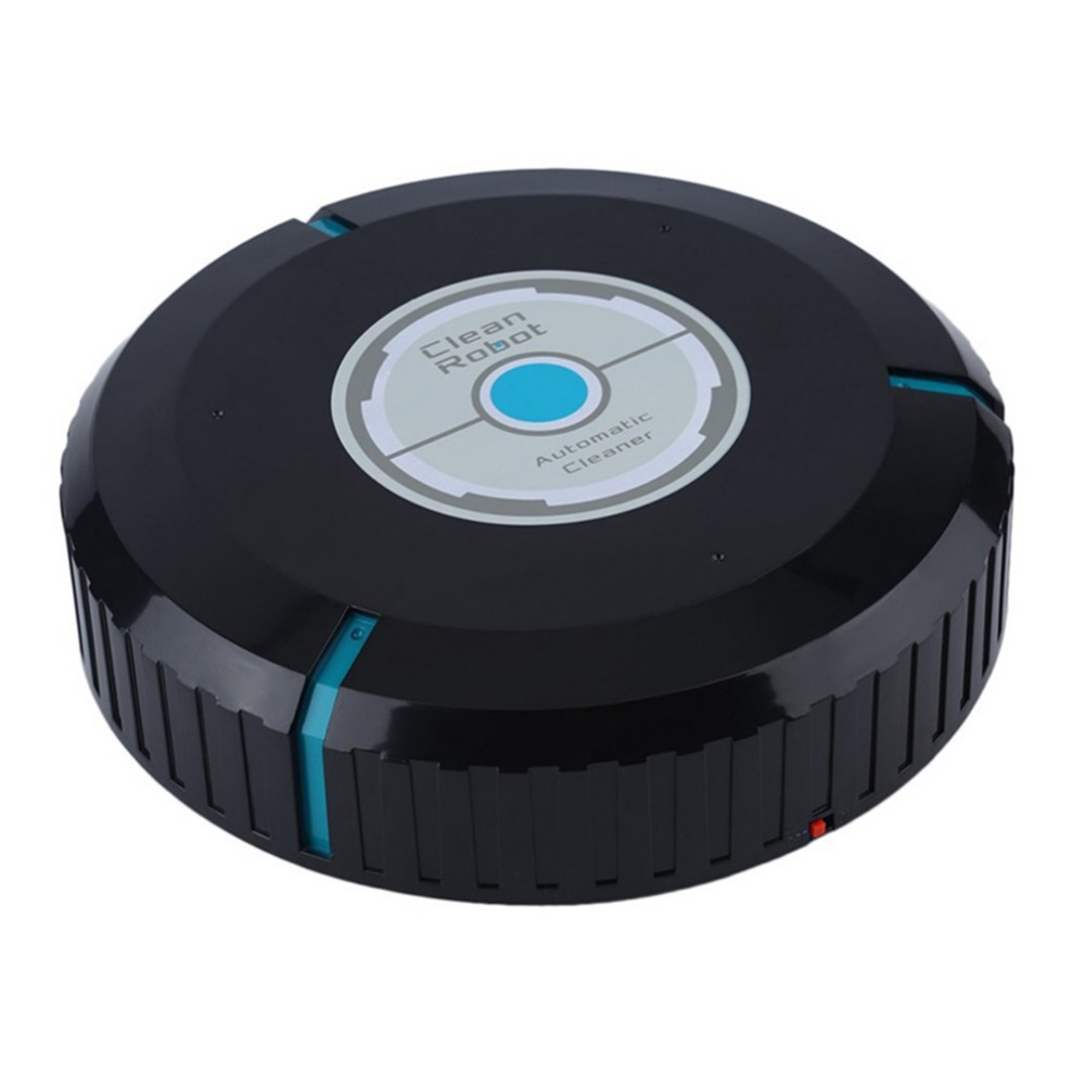 Mini Automatic Electric Vacuum Cleaner Quiet Sweeping Robot Smart Floor Cleaning Robot Dust Cleaner-35 adoolla mini smart automatic electric vacuum cleaner usb powered sweeping robot quiet robot vacuum cleaner for home