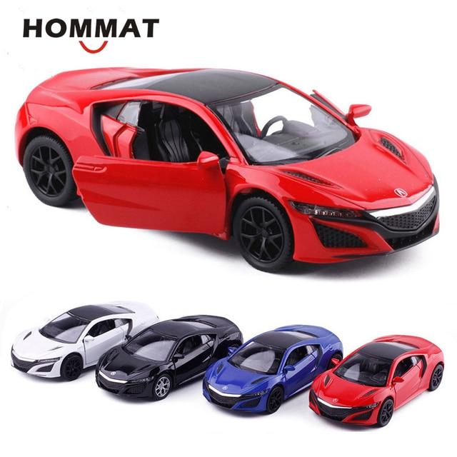 Aliexpress.com : Buy HOMMAT Simulation 1:36 Acura NSX 2017