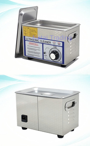 Image 3 - ultrasonic cleaner stainless steel 120W 3L diesel injector cleaning machine for Bosch Denso Delphi injector repair tool