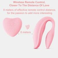 WOWYES Wodoodporna Silikonowe Wibratory dla Par Bezprzewodowy Pilot Zdalnego Sterowania G spot Wibrator Masażer Ciała Dorosłych Sex Zabawki dla Kobiet