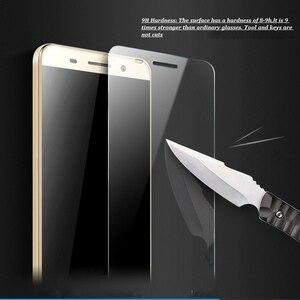 Image 3 - מזג זכוכית עבור Huawei P חכם Z מלא כיסוי 2.5D מסך מגן מזג זכוכית עבור Huawei P חכם Z