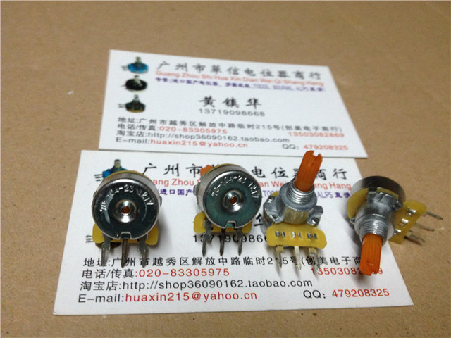 US $7 15 |Original new 100% Taiwan CTS 70 104 23 100K single  potentiometer-in Potentiometers from Electronic Components & Supplies on  Aliexpress com |