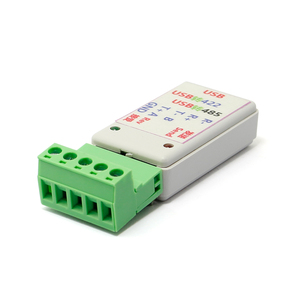 Image 2 - 2 ב 1 USB כדי RS422 RS485 ממיר מתאם עם CH340T תמיכת 64b Win7 עבור לינוקס G21