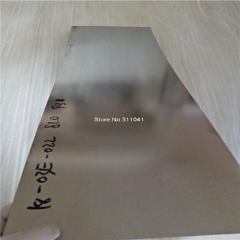 NiTi płyta SUPER elastyczna Nitinol czy doliczone zostaną dodatkowe opłaty 1 0mm grubość nitinol czy doliczone zostaną dodatkowe opłaty nadaje się do zastosowań medycznych okularów okularów darmowa wysyłka tanie i dobre opinie huixi 1 0mm thick Metalworking HONGTECHT-NITI SHEET 117651241 NITI-ss SHEET ASTM F2063 1310 200-350 83 [Gpa] 400-700 [MPa]