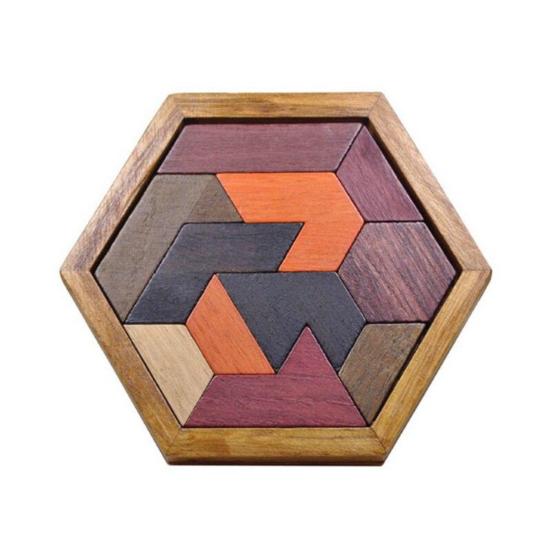 ¡Envío gratis! rompecabezas Montessori de madera, juguetes de madera para niños, tablero inteligente, rompecabezas educativo de inteligencia
