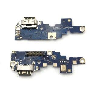 Image 2 - 10 יח\חבילה, USB Flex כבל עבור Nokia X6 Dock נמל תקע מחבר טעינה להגמיש כבל תיקון חלקים