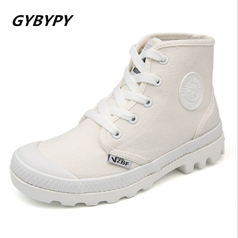 2018 Spring And Summer Europe America Best Ing Women S Boots Canvas Shoes Breathable Non Slip Fashion Casual Tide In Ankle From On
