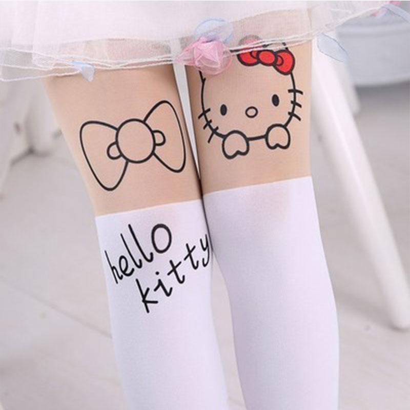 summer-baby-kids-girls-thin-leggings-knee-cute-cartoon-patchwork-velvet-stocking-white-cartoon-kitty-cat-leggings-3-9y