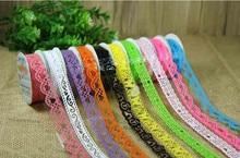 10 PCS Decorative Lace Roll Washi Sticky Plastic tapes home wedding decor Masking Adhesive Tape Crafts DIY on sale