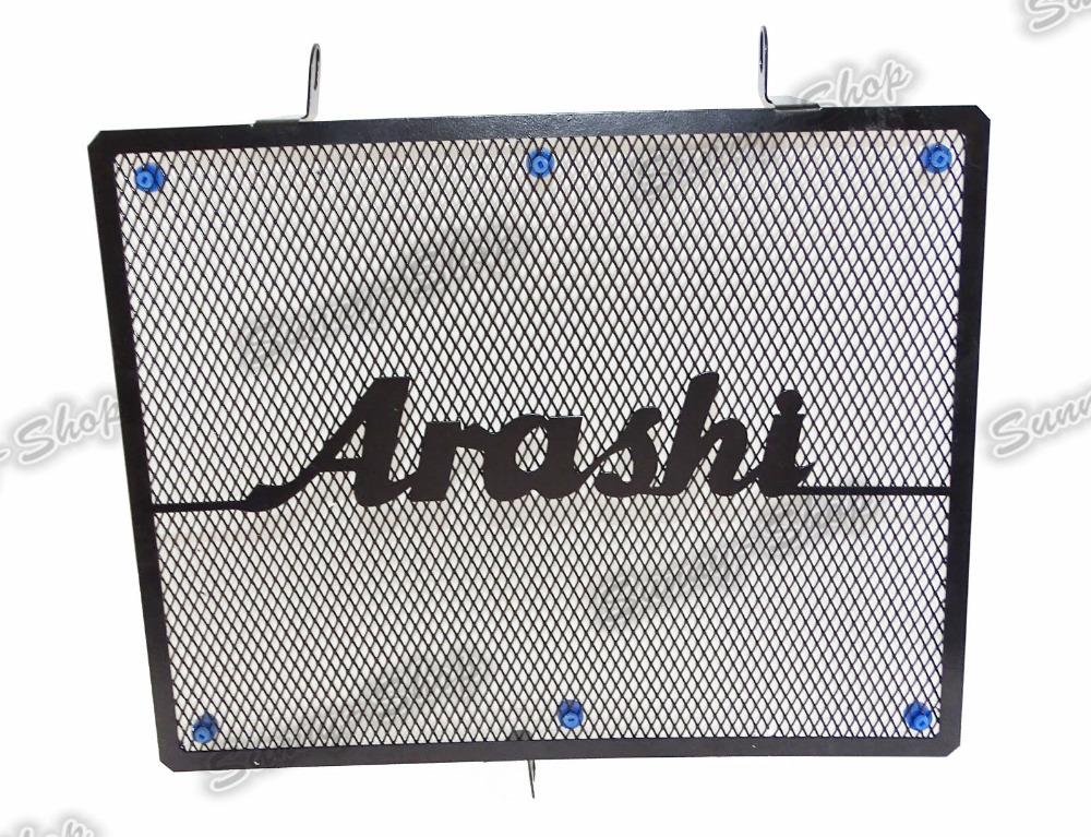 Arashi Radiator Grille Protective Cover Grill Guard Protector For Honda CBR600RR CBR 600 RR 2013 2014 2015 2016 motorcycle arashi radiator grille protective cover grill guard protector for yamaha yzf r1 2004 2005 2006