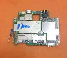 Used Original mainboard 3G RAM+16G ROM Motherboard for Elephone P7000 4G LTE MTK6752 Octa Core 5.5″ FHD Free shipping