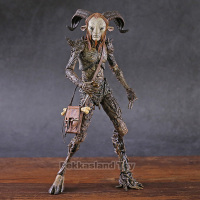 joint movable Movie NECA Pans Labyrinth El Laberinto del Fauno Faun PVC Action Figures Collectible Model Toy