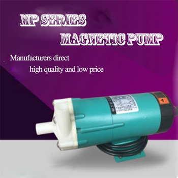 100/110v 50/60hz  thread interface Plastic Magnetic Drive Pump In Chemical Industry/Food