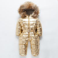1 4Y winter jumpsuit from Orangemom brand baby outerwear & coats warm one pieces kids winter jacket coat ,down kinder snowsuits