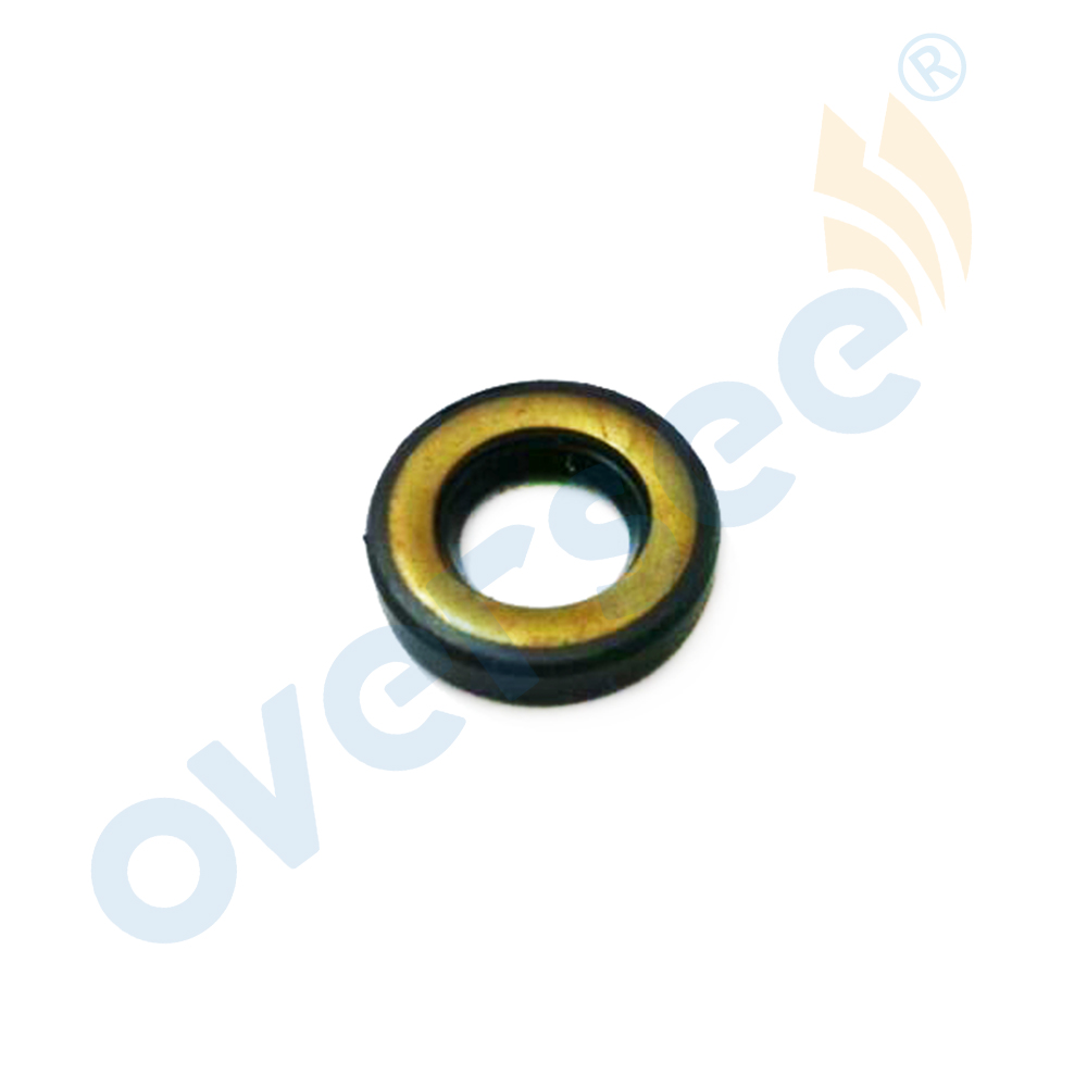 OVERSEE 93101-15074 OIL SEAL For Yamaha Parsun Seatec Outboard Engine Motor 6HP 8HP Size 14.5*28*6