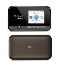 Разблокированный zte MF96 4G LTE мобильный WiFI точка доступа маршрутизатор ФЗД AWS 1900 МГц Карманный mifi 4g wifi ключ pk mf95 mf910 mf93 mf90