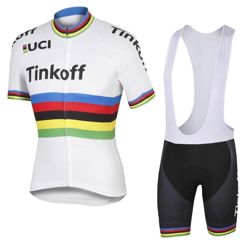 Цена за 2016 Del Banco de Saxo Тинькофф Desgaste дель Ciclo Ciclismo Ropa де Deporte/Гоночный Велосипед Велоспорт Джерси С Коротким рукавом велосипеде одежда
