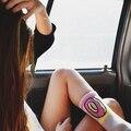Odd Future marca moda donas de rayas logo chica monopatín calcetines hombres y mujeres tamaño libre del caramelo de la calle deporte calcetín de algodón