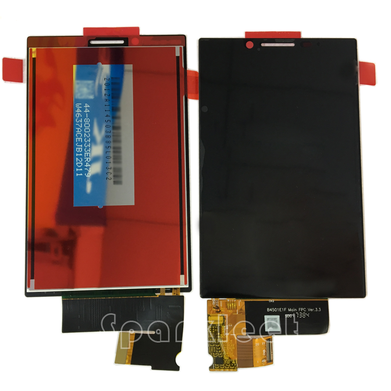 <font><b>4.5</b></font> <font><b>inch</b></font> Original Display For BlackBerry KEY2 <font><b>LCD</b></font> Display <font><b>with</b></font> <font><b>Touch</b></font> Screen Digitizer Assembly For BlackBerry KEYTwo Athena LCDs image