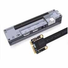 Marka Yeni Mini PCIe PCI-E PCI Express Card Laptop V8.0 EXP GDC Laptop Harici Bağımsız Ekran Kartı Dock Yüksekliği Kaliteli