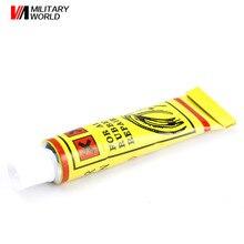 ФОТО 10pcs/lot bike glue mtb tire tube glue cycling bicycle repair kit tool rriding tire equipment
