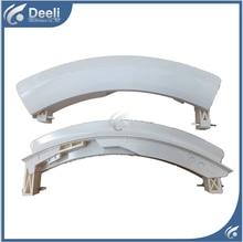 1pc white new for washing machine parts door handle door handles door switch WS08M360TI WM10S360 good working