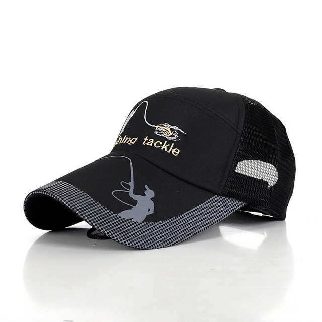 2017 Brand New Simms outdoor sport Men fishing cap letter fishing caps  baseball cap bucket hat sunshade hat free size-in Fishing Caps from Sports  ... 20b313792f0