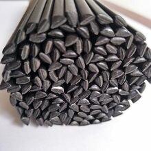 Eletrodo preto de plástico do eletrodos pp 30 peças soldagem eletrodo-novo produto